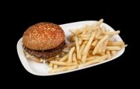 102. Stor Burger Menu