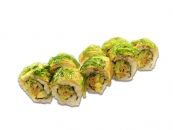 51. Vegetar roll topping