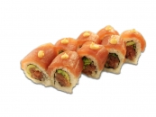 53. Sweetheart roll topping