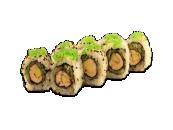73. Uramaki crunchy tun