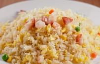 90. Stegte ris m. kongerejer