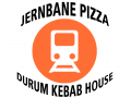 Jernbane Pizza Durum